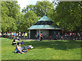 TQ2780 : Speakers Corner cafe, Hyde Park by Stephen Craven