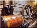 SD3788 : Steam Engine, Stott Park Bobbin Mill by David Dixon