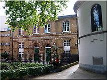 TQ2882 : Marylebone Parish Church Vicinity, London W1 by David Hallam-Jones