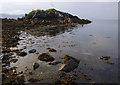 NG5719 : Foreshore, Loch Slapin by Ian Taylor