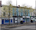 ST3088 : Offices at the western end of Bridge Street, Newport by Jaggery