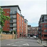 SK5640 : Upper College Street by John Sutton
