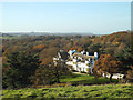 SP0376 : Wast Hills House from Wast Hill by Robin Stott