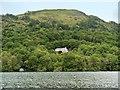 SD3888 : House near Windermere Shore Below Gummer's How by David Dixon