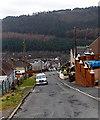 SO2203 : Hillside view from Cwm Farm Lane, Abertillery by Jaggery