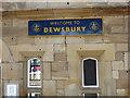 SE2421 : Station Name by Bob Harvey