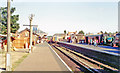 TG1543 : Sheringham Station, North Norfolk Railway 1991 by Ben Brooksbank