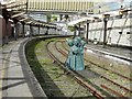 TR2335 : Rug People 2011 – the former Folkestone Harbour Station by John Baker