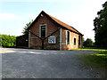 TM1071 : Thornham Village Hall by Geographer