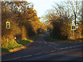 SP0576 : Bell Green Lane – dead end off Redhill Road by Robin Stott