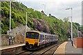 SD9702 : Northern Rail Class 150, 150139, Mossley railway station by El Pollock
