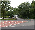 SO5051 : Entrance to Queenswood Country Park, Dinmore Hill, Herefordshire by Jaggery