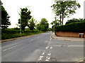 TL8642 : A131 Melford Road, Sudbury by Adrian Cable