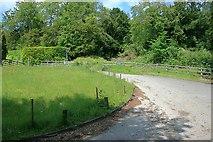 TQ1752 : Downs Road by Hugh Craddock