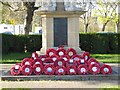 SO0451 : Poppies round the Base by Bill Nicholls