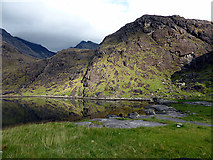 NG4819 : Meall na Cuilce above Loch na Cuilce by John Lucas