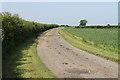 SK9093 : Westbeck Lane to Huckerby by J.Hannan-Briggs