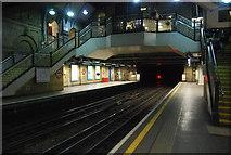 TQ2580 : Bayswater Underground Station by N Chadwick