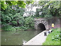 TQ3183 : Tunnel entrance, Regent's Canal, Islington by Paul Gillett