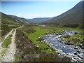 NH6601 : Allt Fionndrigh by Michael Graham