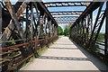 SP1853 : Former railway bridge over the River Avon by Philip Halling
