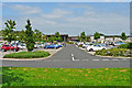 NY3551 : Dobbies Garden World, Carlisle by Rose and Trev Clough