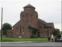 SE3535 : Church of the Ascension - Foundry Mill Street by Betty Longbottom