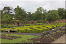 SE3238 : Walled Garden, Roundhay Park by Mark Anderson