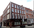 SJ4912 : Goldsmiths, Shrewsbury by Jaggery