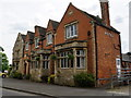 SO9835 : Hotel on Station Road, Beckford by Ian S