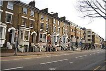 TQ2775 : Terraced of houses, St John's Hill by N Chadwick
