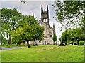 SJ9398 : Ashton-under-Lyne, St Peter's Church by David Dixon