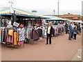 SJ9399 : Ashton-Under-Lyne Market by David Dixon