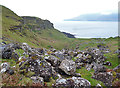 NM4790 : View from Bealach Thuilm path by Anne Burgess