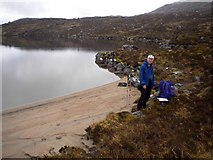 NH0077 : Lochan feith Mhic-illean by John Chroston