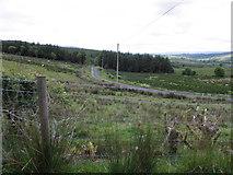 G9830 : Tullynamoyle Townland by Kenneth  Allen
