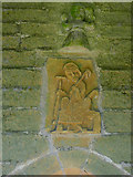 SK5451 : Church of St James, Papplewick, medieval sculptures by Alan Murray-Rust