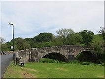 SD7152 : Slaidburn Bridge by Peter Wood