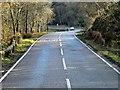 NM9743 : A828 near South Creagan by David Dixon