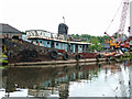 SJ6572 : Old tug boat (Proceed) by Stephen Burton