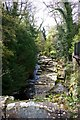 NZ0814 : River Greta from the Dairy Bridge by Paul Buckingham