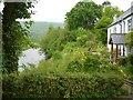 ST3894 : Bridge House, Newbridge on Usk by Robin Drayton