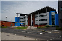 NZ4920 : Cleveland Police, Middlesbrough HQ by Ian S