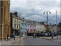 SP0202 : Market Place, Cirencester by Gareth James
