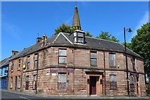 NS5036 : Portland Arms Hotel, Galston by Leslie Barrie