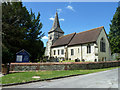 SU7341 : Holybourne church by Robin Webster