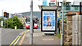 J3473 : Bus stop, Central station (EWAY) - June 2014(1) by Albert Bridge
