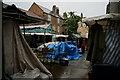 NZ4419 : Flea Market in Green Dragon Square by Ian S