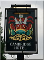 NZ4717 : The Cambridge Hotel, Linthorpe by Ian S