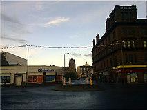 NS3321 : Fullarton Street, Ayr by Elliott Simpson